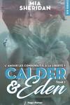 couverture Calder et Eden, Tome 1