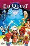 couverture Elfquest : Le Siège de la Montagne Bleue