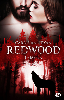 Couverture du livre : Redwood, Tome 1 : Jasper