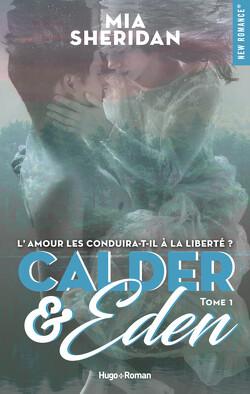 Couverture de Sign of Love, Tome 5 : Calder & Eden, Tome 1