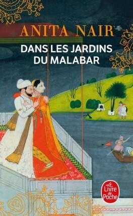 Couverture du livre : Dans les jardins du Malabar