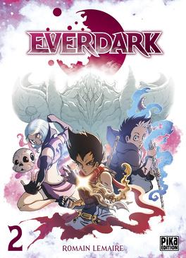 Couverture du livre : Everdark, Tome 2