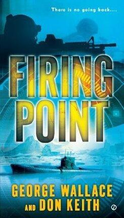 Couverture du livre : Firing Point