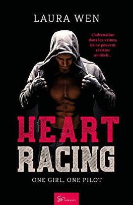 Couverture du livre : Heart Racing, Tome 1 : One girl one pilot