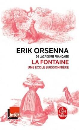 Couverture du livre : La Fontaine, une école buissonnière