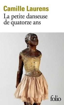 Couverture du livre : La Petite Danseuse de quatorze ans