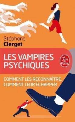 Couverture de Les vampires psychiques