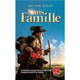 Couverture du livre : Sans famille