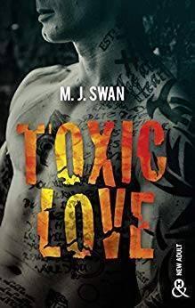 Couverture du livre : Toxic Love, Tome 1