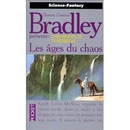 Couverture du livre : Chroniques de Ténébreuse, tome 2 : Les Âges du chaos