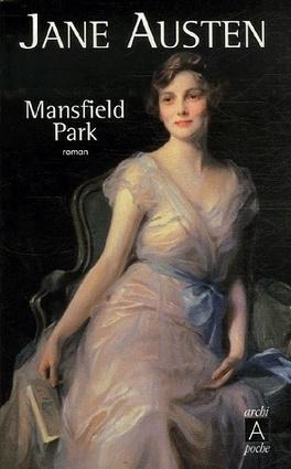 Couverture du livre : Mansfield Park