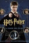 couverture Harry Potter - La Magie des films