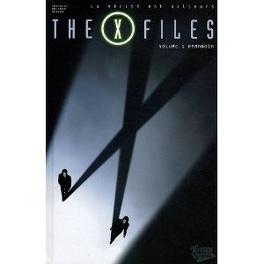 Couverture du livre : The X files, Tome 1 : Paranoïa