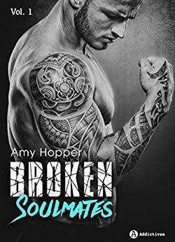 Couverture du livre : Broken Soulmates, Tome 1