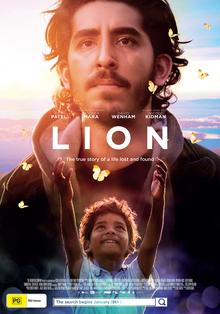 Couverture du livre : Lion