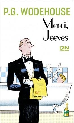 Couverture du livre : Merci, Jeeves