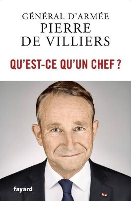 Couverture du livre : Qu'est-ce qu'un chef ?