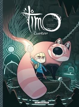 Couverture du livre : Timo l'aventurier Tome 1
