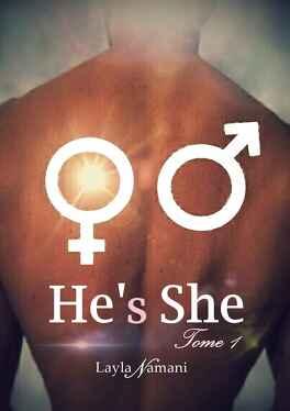 Couverture du livre : He's She, Tome 1