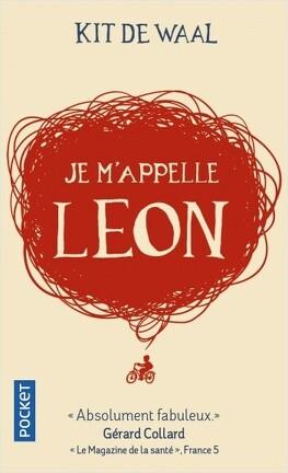Couverture du livre : Je m'appelle Léon