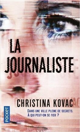Couverture du livre : La Journaliste
