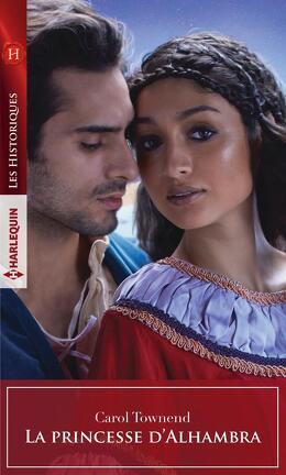 Couverture du livre : La princesse d'Alhambra