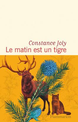 Couverture du livre : Le matin est un tigre