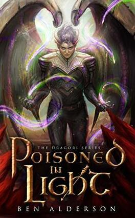 Couverture du livre : Les Dragori, Tome 3 : Poisoned in Light