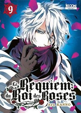 Couverture du livre : Le Requiem du roi des roses, tome 9