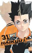Haikyū !! Les As du volley, Tome 31