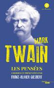 Mark Twain: Les pensées