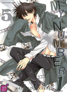 Couverture du livre : My Number One, Tome 5