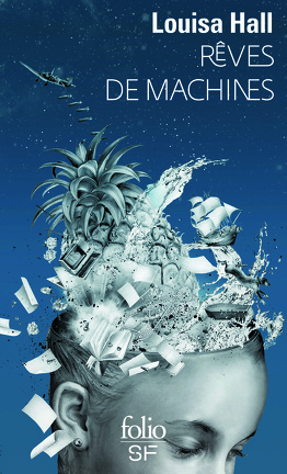 Couverture du livre : Rêves de machines