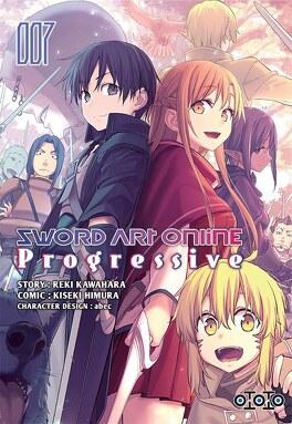 Couverture du livre : Sword Art Online - Progressive, tome 7