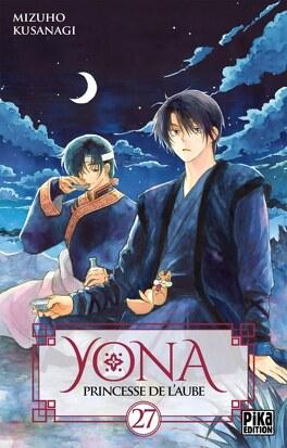 Couverture du livre : Yona - Princesse de l'Aube, tome 27