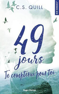Couverture de 49 jours, je compterai pour toi