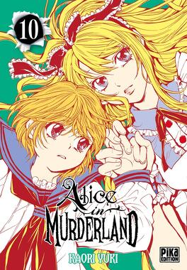 Couverture du livre : Alice in Murderland, Tome 10