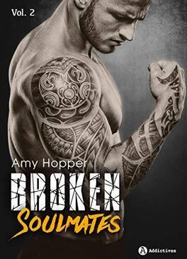Couverture du livre : Broken Soulmates, Tome 2