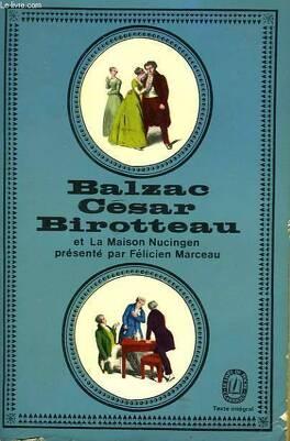 Couverture du livre : César Birotteau