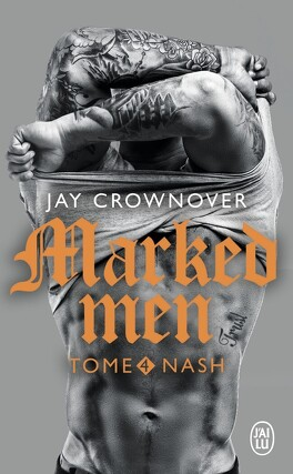 Couverture du livre : Marked Men, tome 4 : Nash