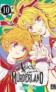 Alice in Murderland, Tome 10