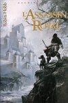 couverture L'Assassin Royal, tome 2 : L'Art (Bd)