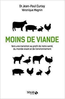 Couverture du livre : Moins de viande