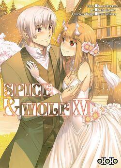 Couverture de Spice & Wolf, Tome 16