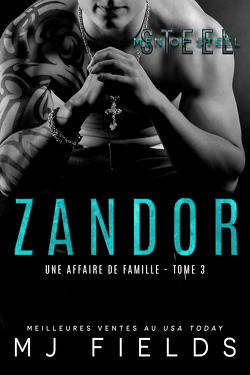 Couverture de Une affaire de famille, Tome 3 : Zandor