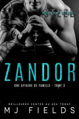 Couverture du livre : Une affaire de famille, Tome 3 : Zandor