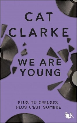 Couverture du livre : We are young
