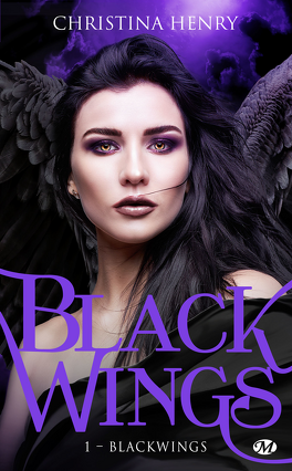 Couverture du livre : Black Wings, Tome 1