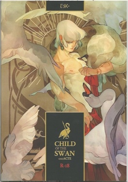 Couverture du livre : Child of the Swan, entrACTE