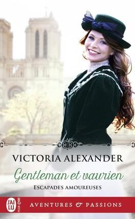 Couverture du livre : Escapades amoureuses, Tome 1 : Gentleman et vaurien